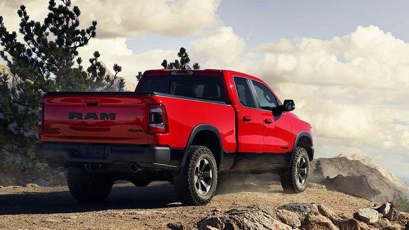 Dodge Ram Trucks >> 2019 Ram 1500